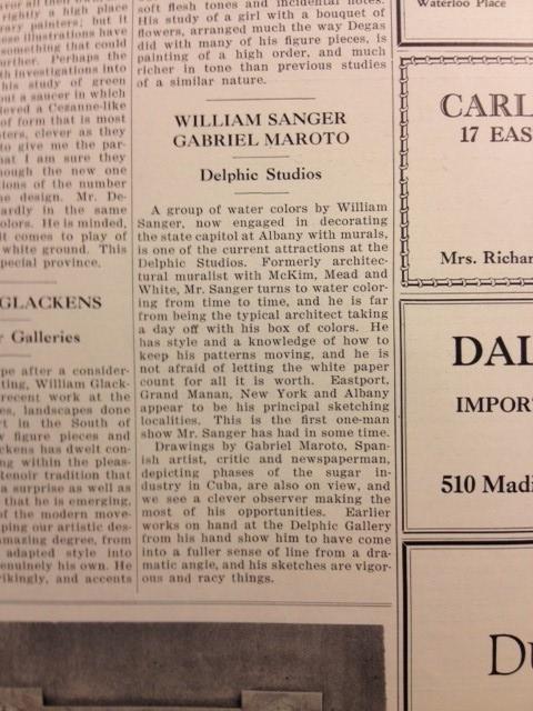 Art News - April 18, 1981